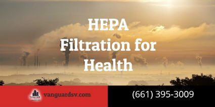 Janitorial Services – HEPA Filtration for Health
