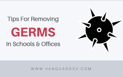 Janitorial Services Tips for Germs in Schools and Businesses