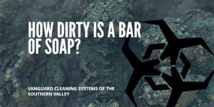 Cleaning Services Questions How Dirty Is A Bar Of Soap